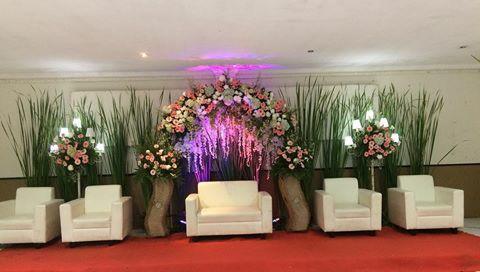 Paket Rias Pengantin Dekorasi Kampung Melayu 082298385915