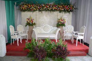 Paket Rias Pengantin Dekorasi Murah Klender 082298385915