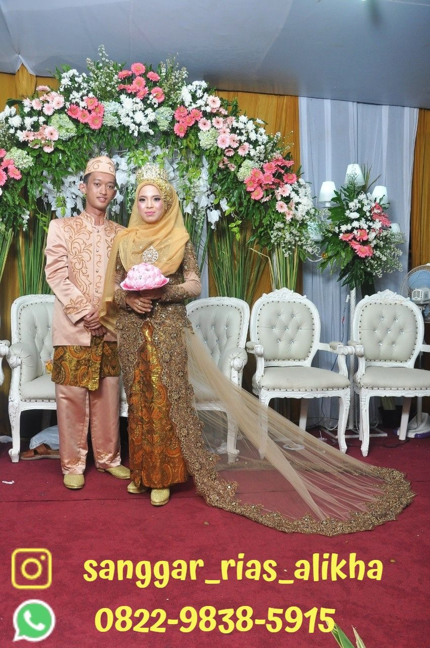 Rias Pengantin Adat Murah Srengseng Sawah Jakarta Selatan
