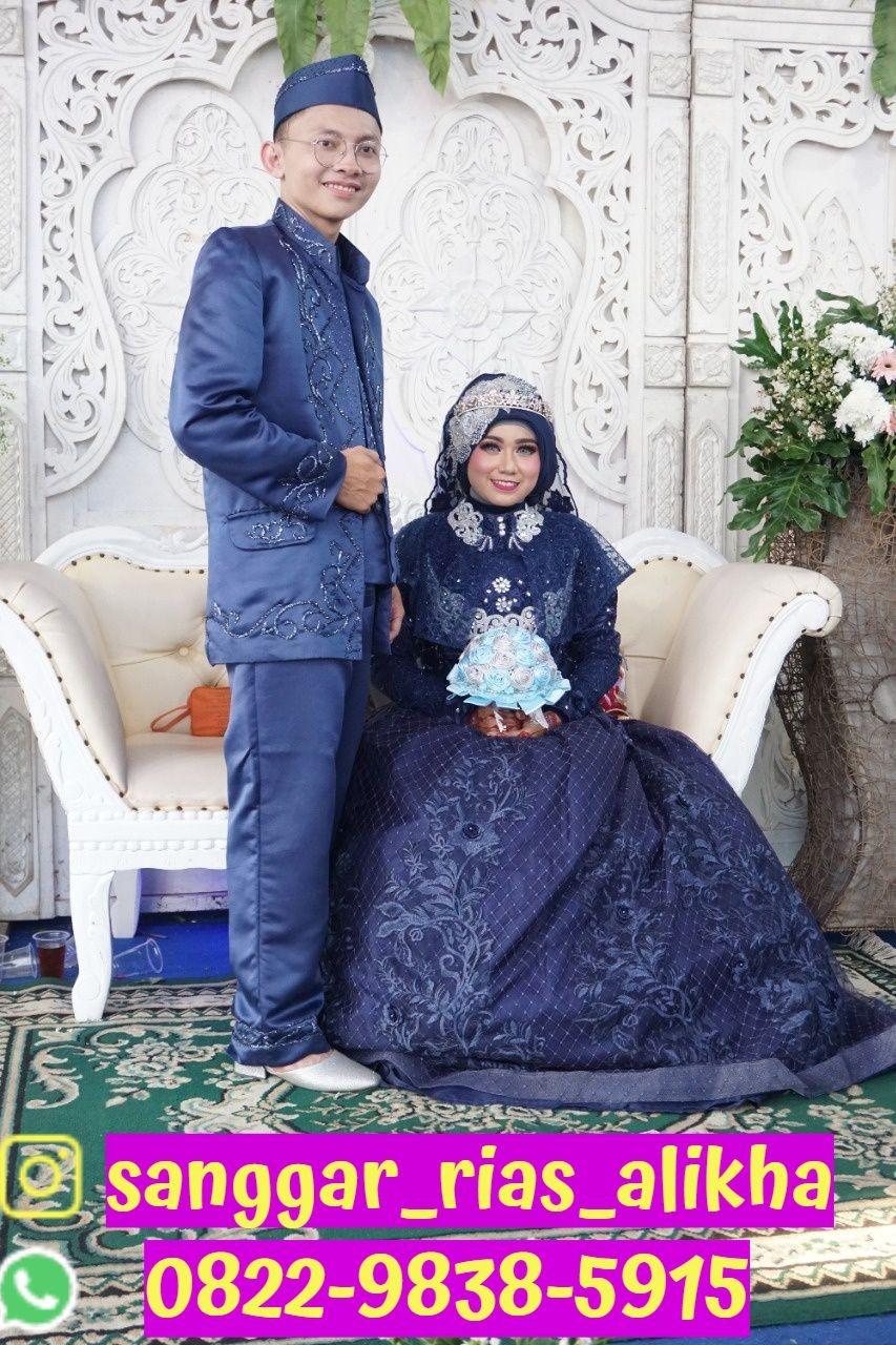 Rias Pe ngantin Hijab Munjul Cibubur setu Jakarta Timur
