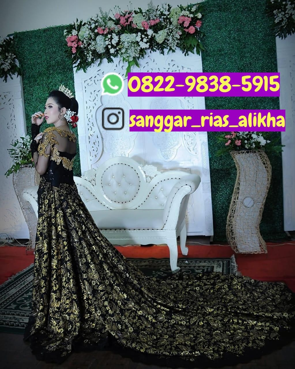 082298385915 PAKET RIAS PENGANTIN MURAH JATIRANGGON