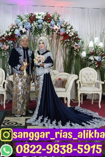 Paket Pernikahan Rumahan Pengasinan Bekasi Rias Pengantin Murah