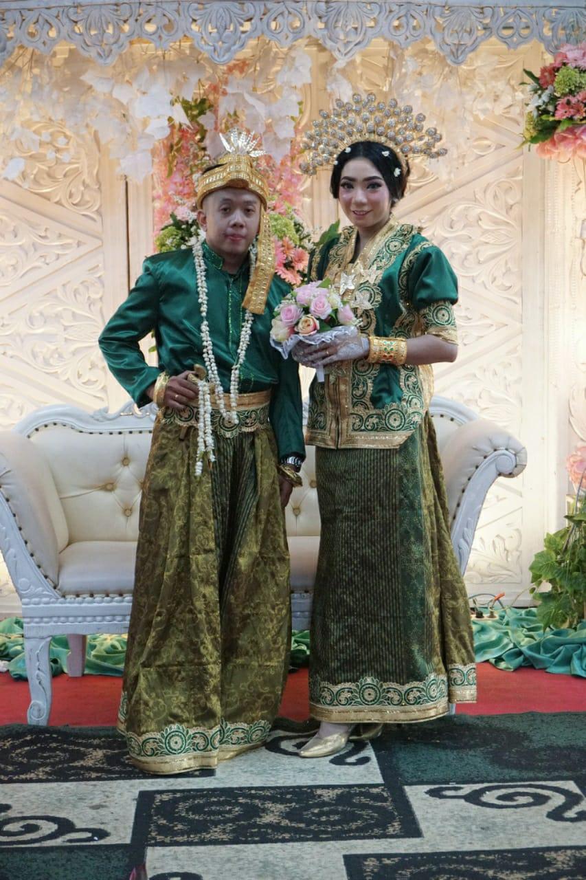 Paket Pernikahan Rumahan Lengkap Pondok Melati Rias Pengantin