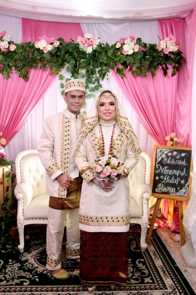Paket Pernikahan Rumah dan Rias Pengantin Tebet Barat Timur