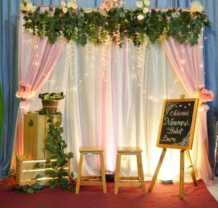 Dekorasi Paket Pernikahan Cikarang Bekasi Rias Pengantin Murah
