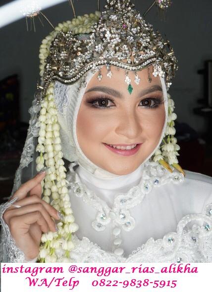 RIAS PENGANTIN SUNDA MUSLIM CAWANG JAKARTA TIMUR