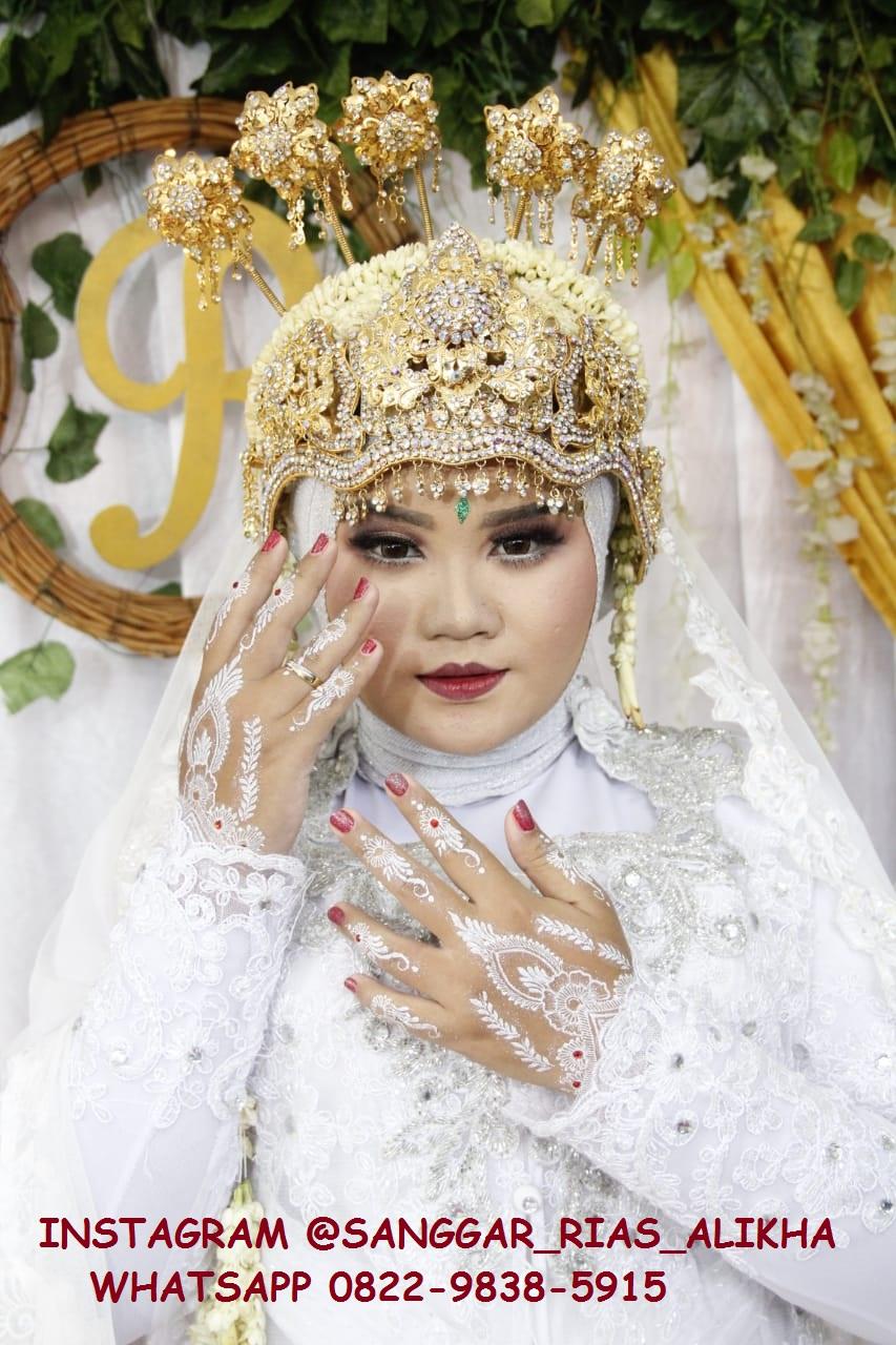 HARGA MURAH 2021 RIAS PENGANTIN KEBAGUSAN JATI PADANG